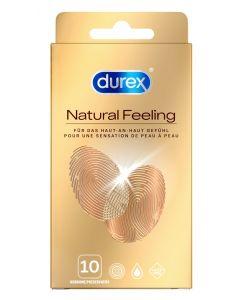 DUREX REALFEEL 10 GAB.