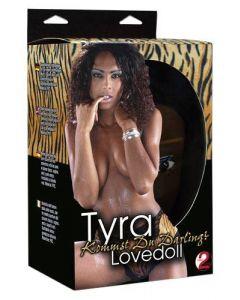 Mīlas lelle Tyra