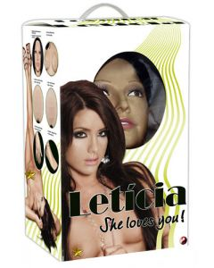 "Love Doll ""Leticia"", Adult toys, Dolls for men, Sex Shop"