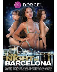Marc dorcel ONE NIGHT IN BARCELONA