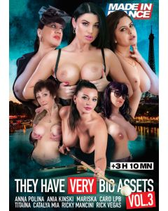 THEY HAVE VERY BIG ASSETS VOL.3