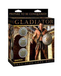 Gladiator mīlas lelle