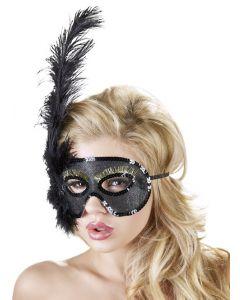 Sulgedega mask