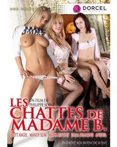 DVD Les chattes de Madame B.
