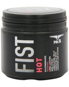 Смазка  Mr. B Fist Hot Lube 500 мл