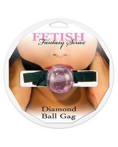 Diamond mutes aizbāznis, rozā