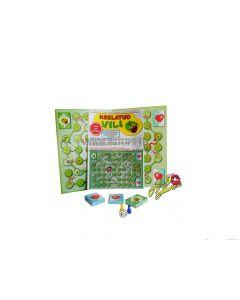 "Board game ""forbidden fruit"""