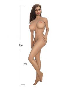 Full size lifelike sex doll - Pamela