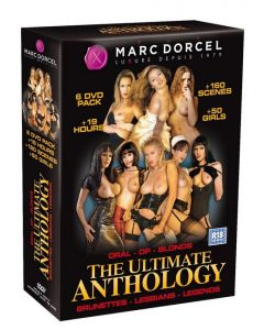 The Ultimate Anthology - 6 DVD