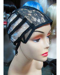 Melna Parūkas cepure