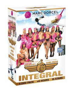Dorcel Airlines Integral - Coffret collector 4 DVD